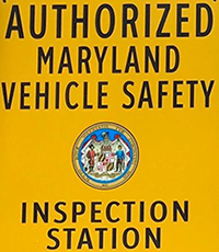 Maryland State Inspection Station